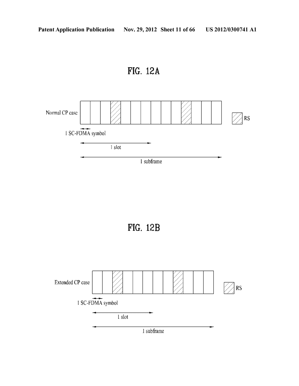 METHOD AND APPARATUS FOR TRANSMITTING CONTROL INFORMATION IN A WIRELESS     COMMUNICATION SYSTEM - diagram, schematic, and image 12