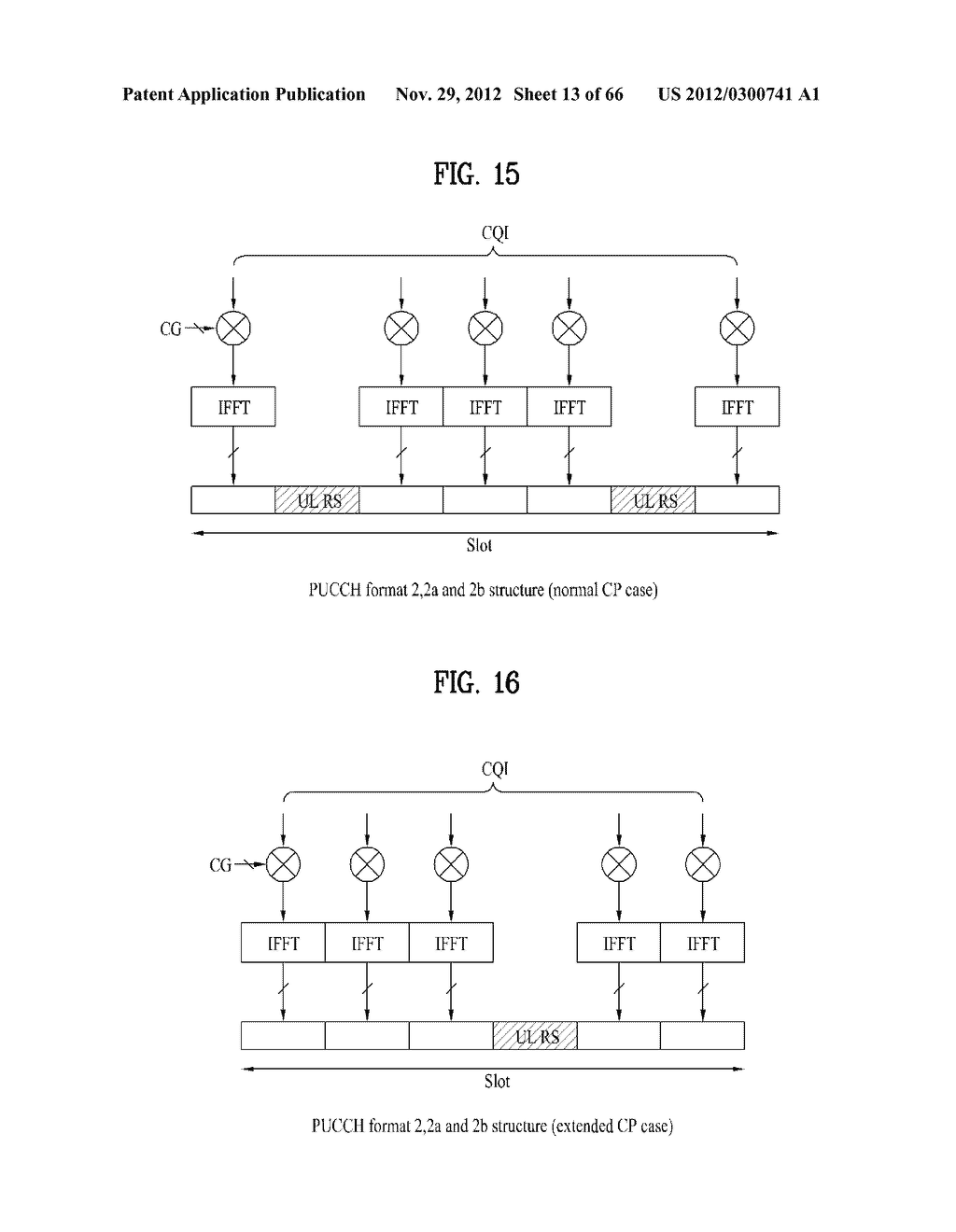 METHOD AND APPARATUS FOR TRANSMITTING CONTROL INFORMATION IN A WIRELESS     COMMUNICATION SYSTEM - diagram, schematic, and image 14