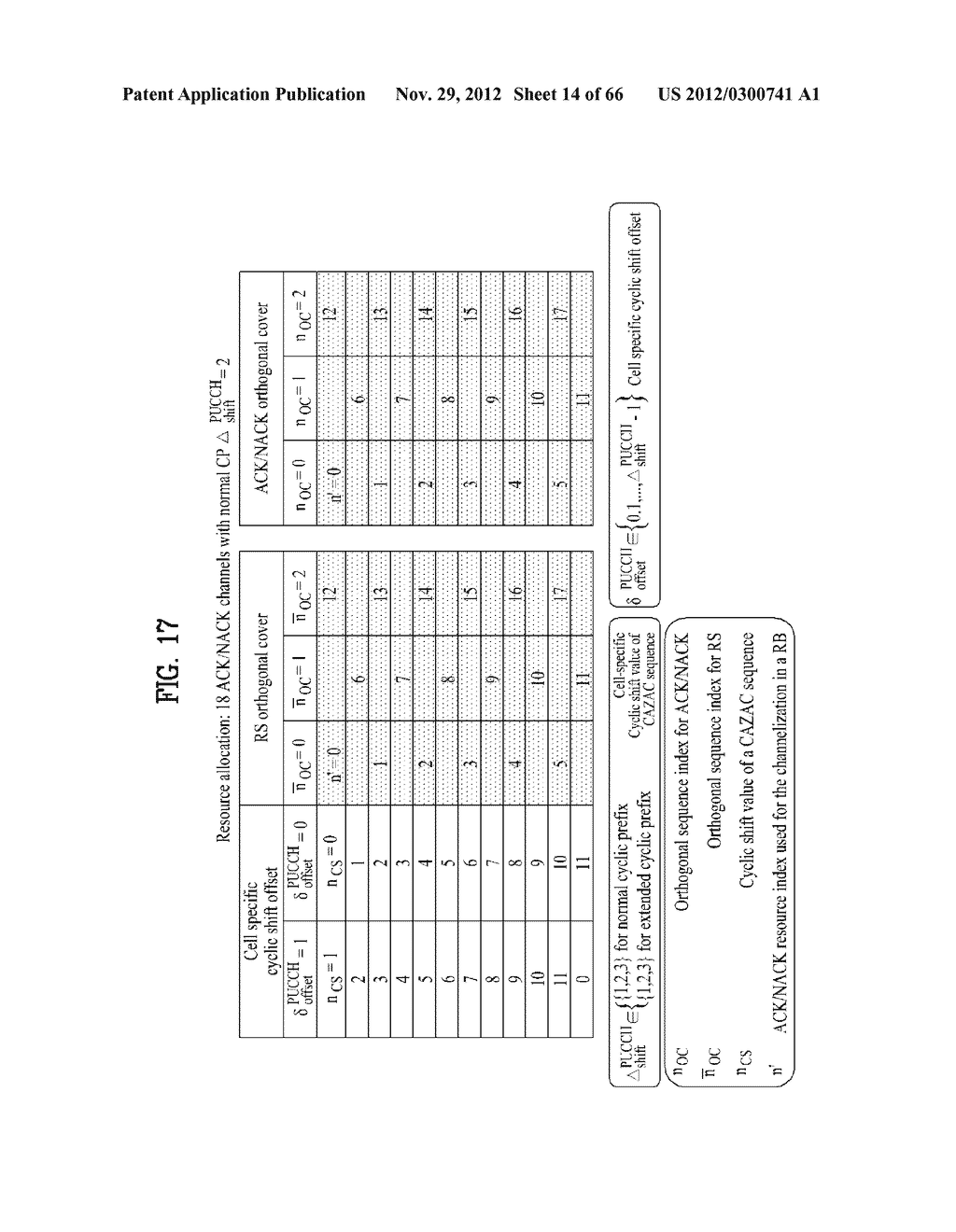 METHOD AND APPARATUS FOR TRANSMITTING CONTROL INFORMATION IN A WIRELESS     COMMUNICATION SYSTEM - diagram, schematic, and image 15