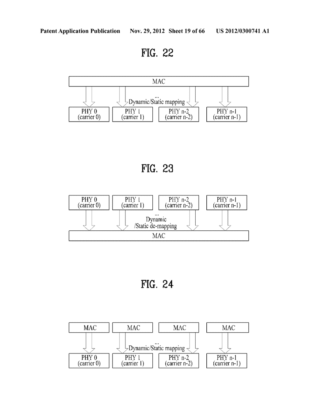 METHOD AND APPARATUS FOR TRANSMITTING CONTROL INFORMATION IN A WIRELESS     COMMUNICATION SYSTEM - diagram, schematic, and image 20