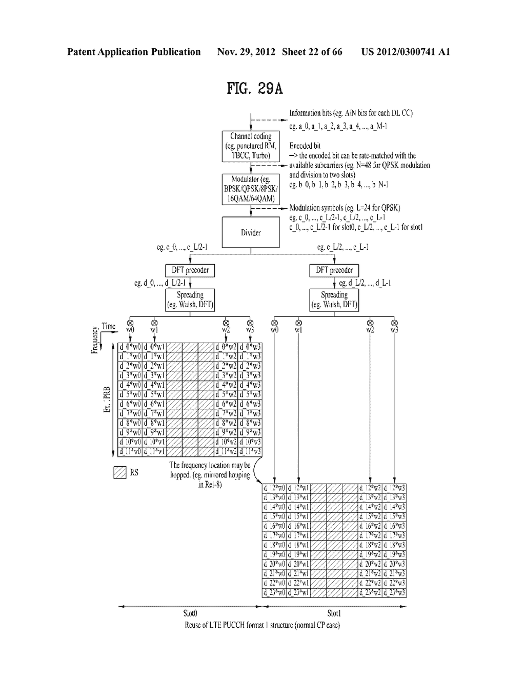 METHOD AND APPARATUS FOR TRANSMITTING CONTROL INFORMATION IN A WIRELESS     COMMUNICATION SYSTEM - diagram, schematic, and image 23