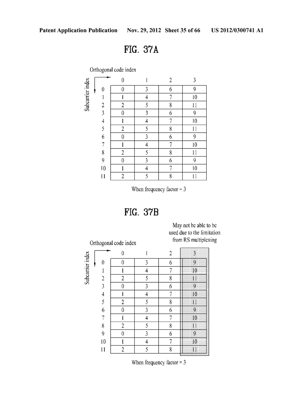 METHOD AND APPARATUS FOR TRANSMITTING CONTROL INFORMATION IN A WIRELESS     COMMUNICATION SYSTEM - diagram, schematic, and image 36