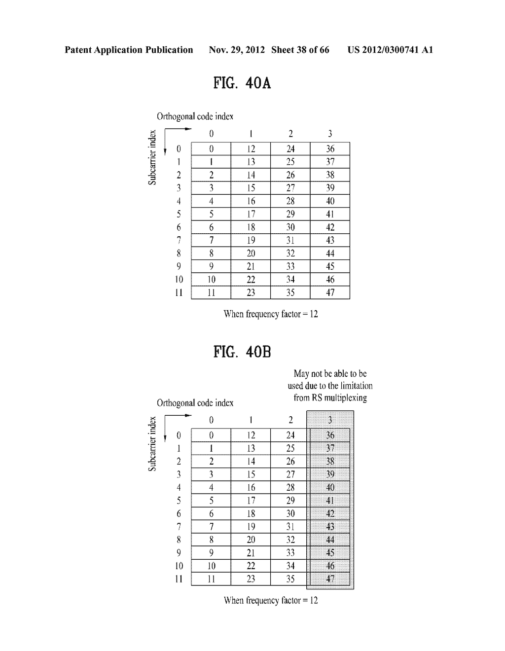 METHOD AND APPARATUS FOR TRANSMITTING CONTROL INFORMATION IN A WIRELESS     COMMUNICATION SYSTEM - diagram, schematic, and image 39