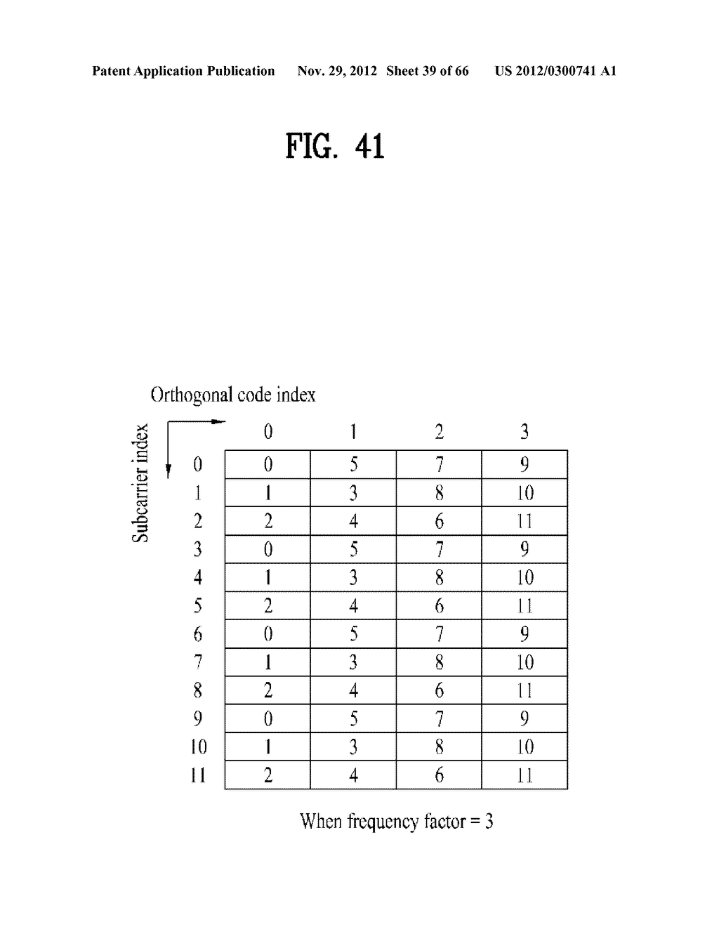 METHOD AND APPARATUS FOR TRANSMITTING CONTROL INFORMATION IN A WIRELESS     COMMUNICATION SYSTEM - diagram, schematic, and image 40