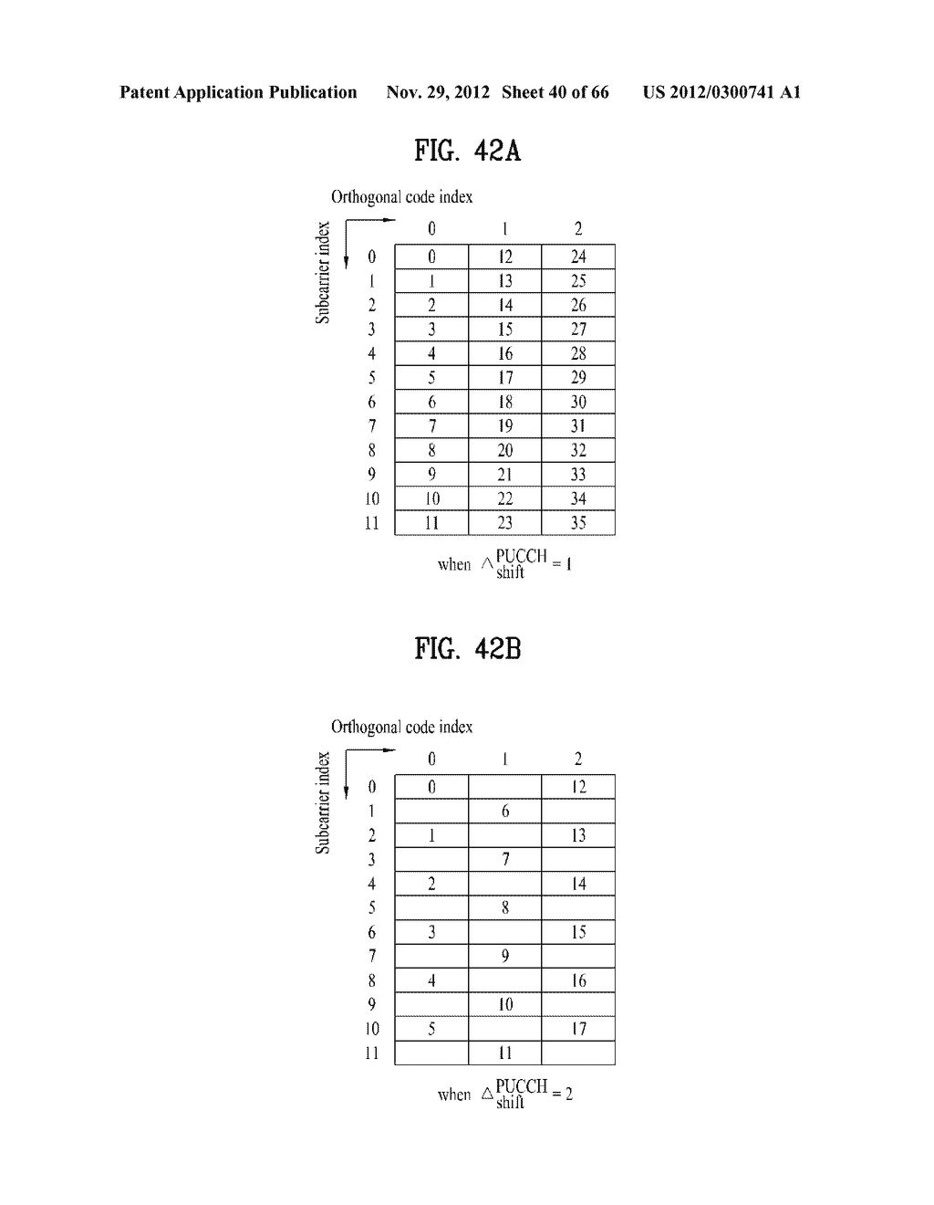 METHOD AND APPARATUS FOR TRANSMITTING CONTROL INFORMATION IN A WIRELESS     COMMUNICATION SYSTEM - diagram, schematic, and image 41
