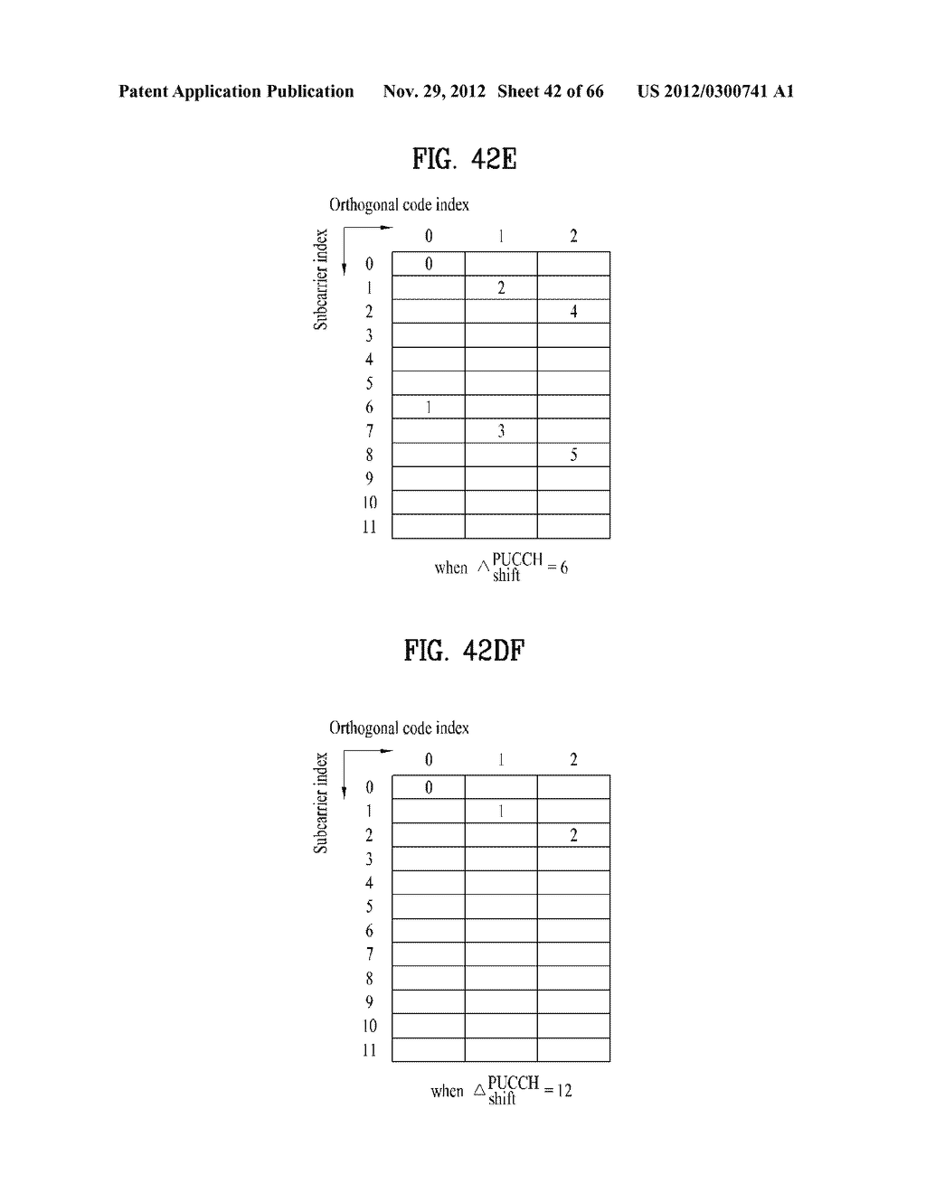 METHOD AND APPARATUS FOR TRANSMITTING CONTROL INFORMATION IN A WIRELESS     COMMUNICATION SYSTEM - diagram, schematic, and image 43