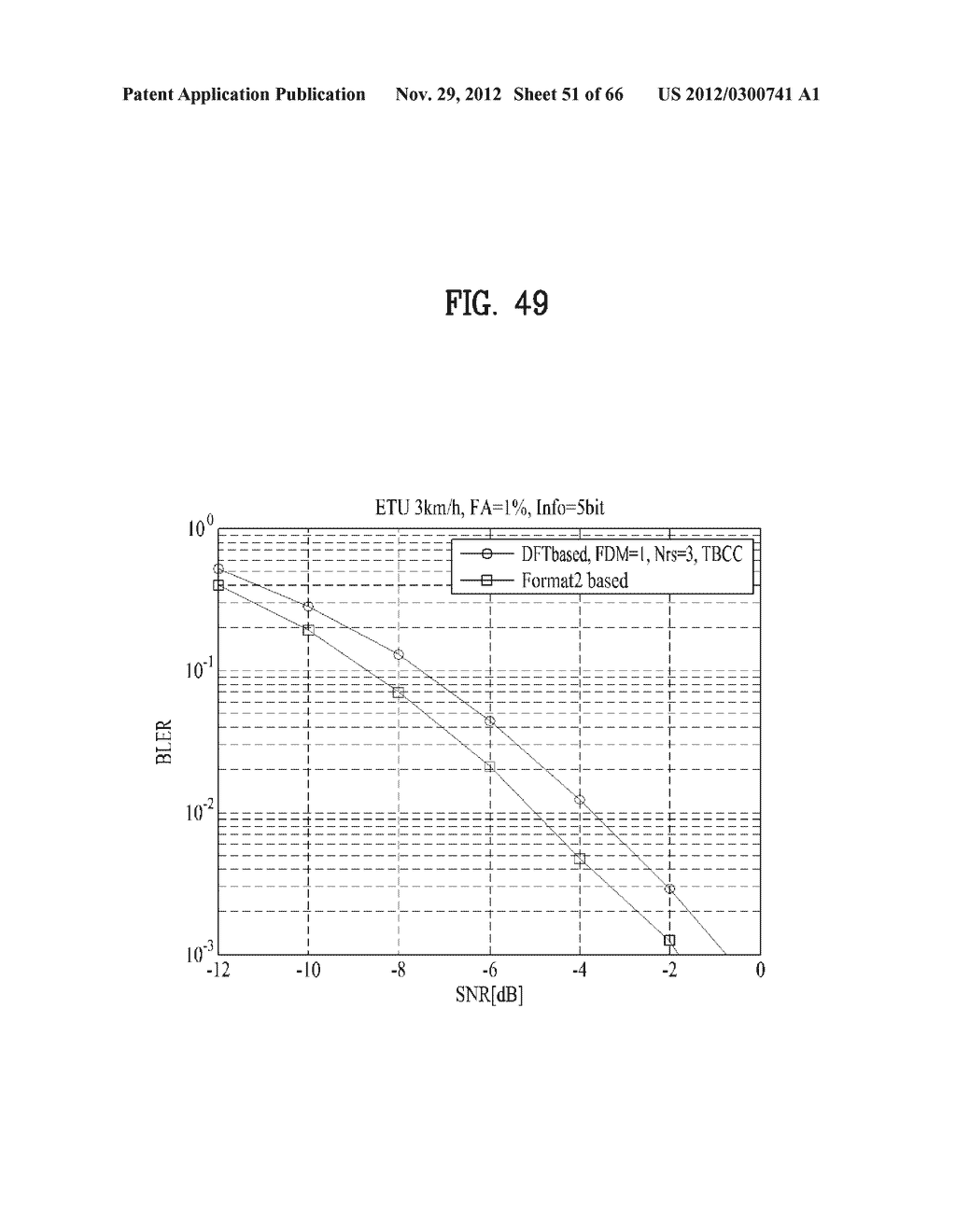METHOD AND APPARATUS FOR TRANSMITTING CONTROL INFORMATION IN A WIRELESS     COMMUNICATION SYSTEM - diagram, schematic, and image 52