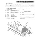 Conveyor Tray Apparatus With Air Bearing and Air Curtain and Methods of     Use diagram and image