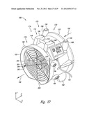 ENHANCED AXIAL AIR MOVER SYSTEM WITH GRILL diagram and image
