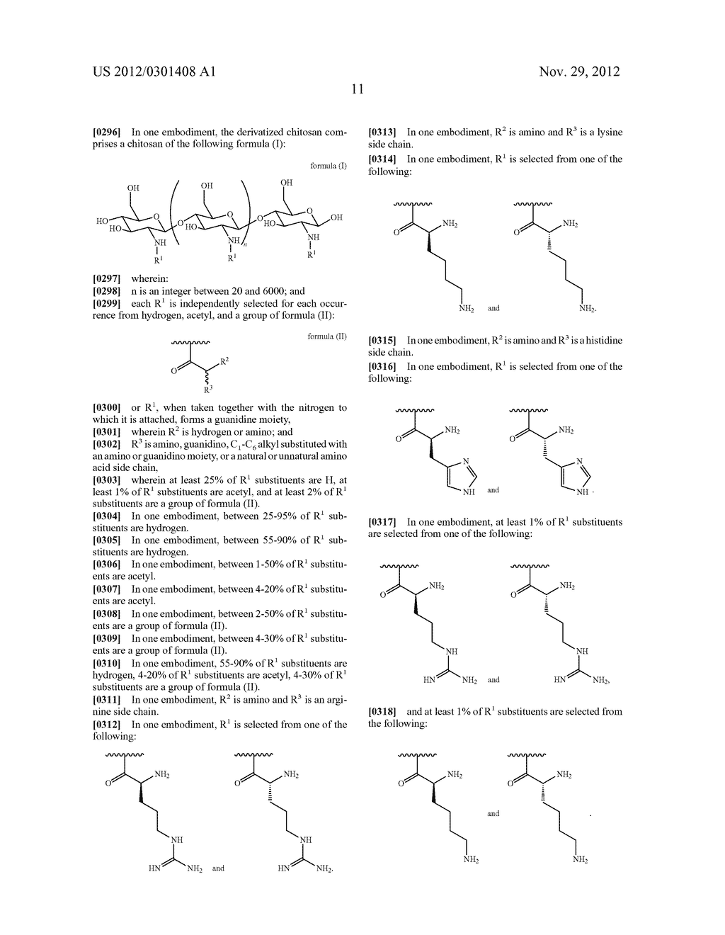 ORAL CARE METHODS AND COMPOSITIONS UTILIZING CHITOSAN-DERIVATIVE COMPOUNDS - diagram, schematic, and image 32