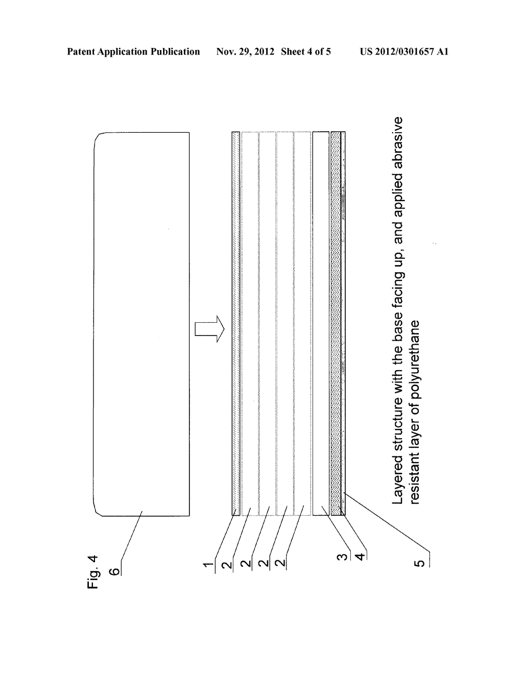 PHOTOLUMINESCENT DECAL DEVICE FOR FORMING A MARKER - diagram, schematic, and image 05