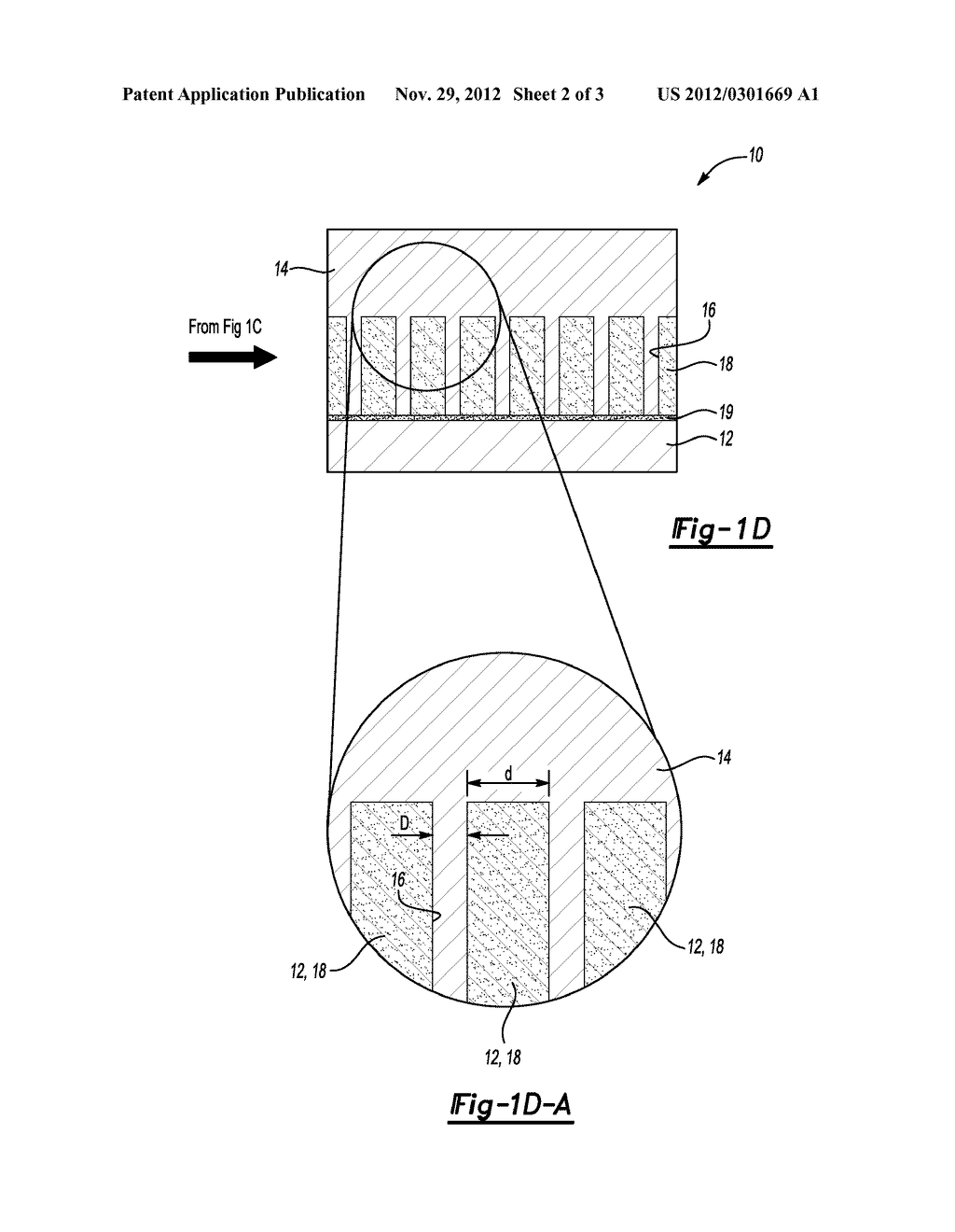 METHOD OF BONDING A METAL TO A SUBSTRATE - diagram, schematic, and image 03