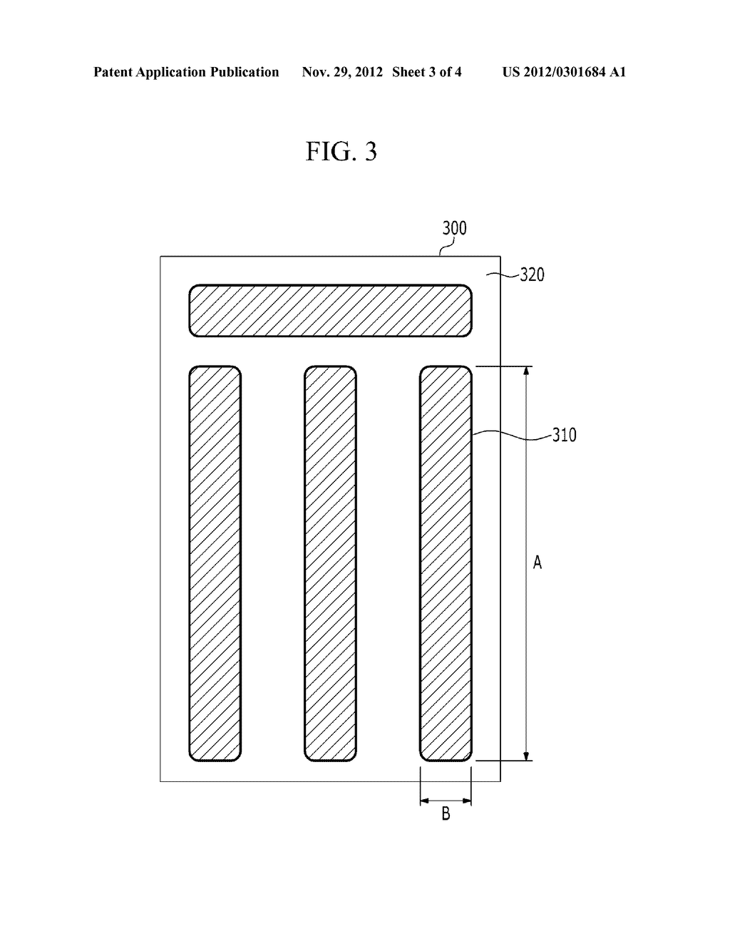 PHOTOSENSITIVE FILM PATTERN AND METHOD FOR MANUFACTURING A PHOTOSENSITIVE     FILM PATTERN - diagram, schematic, and image 04