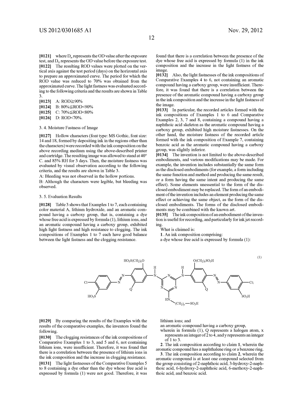 INK COMPOSITION, RECORDING METHOD, AND RECORDED ARTICLE - diagram, schematic, and image 13
