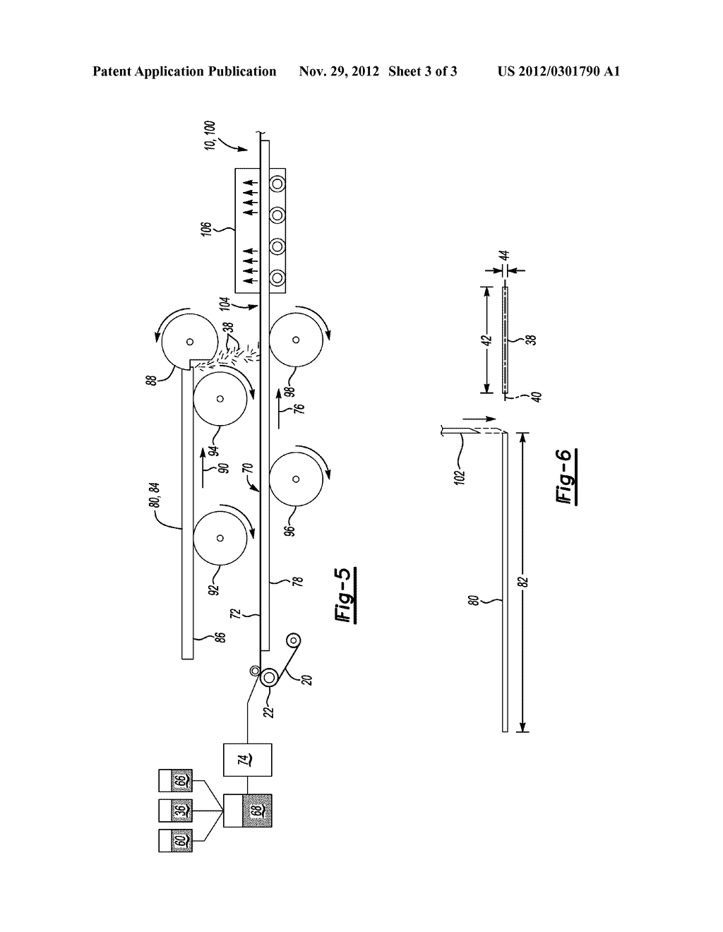 LITHIUM ION SECONDARY BATTERY ELECTRODE AND METHOD OF FORMING SAME - diagram, schematic, and image 04
