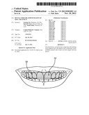 DENTAL STRIP FOR ADMINISTRATION OF ORAL TREATMENT diagram and image