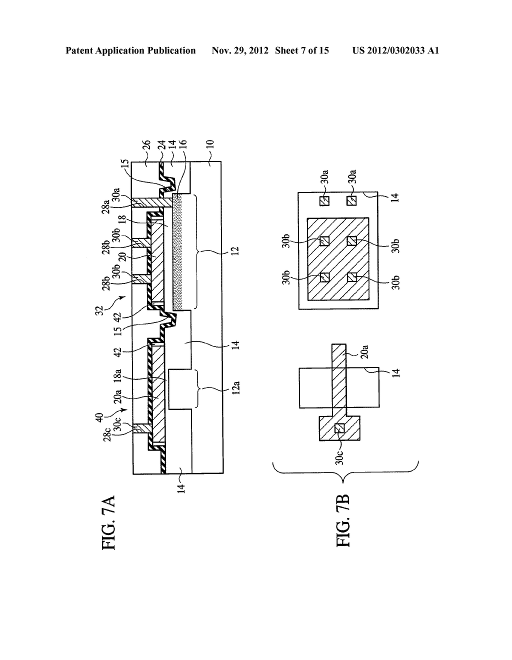 CAPACITOR AND METHOD FOR FABRICATING THE SAME, AND SEMICONDUCTOR DEVICE     AND METHOD FOR FABRICATING THE SAME - diagram, schematic, and image 08