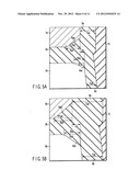 SEMICONDUCTOR DEVICE HAVING AN OXIDE FILM FORMED ON A SEMICONDUCTOR     SUBSTRATE SIDEWALL OF AN ELEMENT REGION AND ON A SIDEWALL OF A GATE     ELECTRODE diagram and image