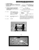 METHOD AND APPARATUS FOR REMOTE CONTROLLED OBJECT GAMING WITH     PROXIMITY-BASED AUGMENTED REALITY ENHANCEMENT diagram and image