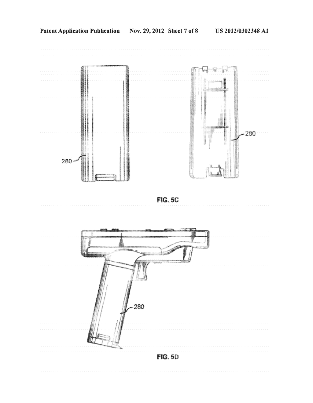GUN HANDLE ATTACHMENT FOR GAME CONTROLLER - diagram, schematic, and image 08