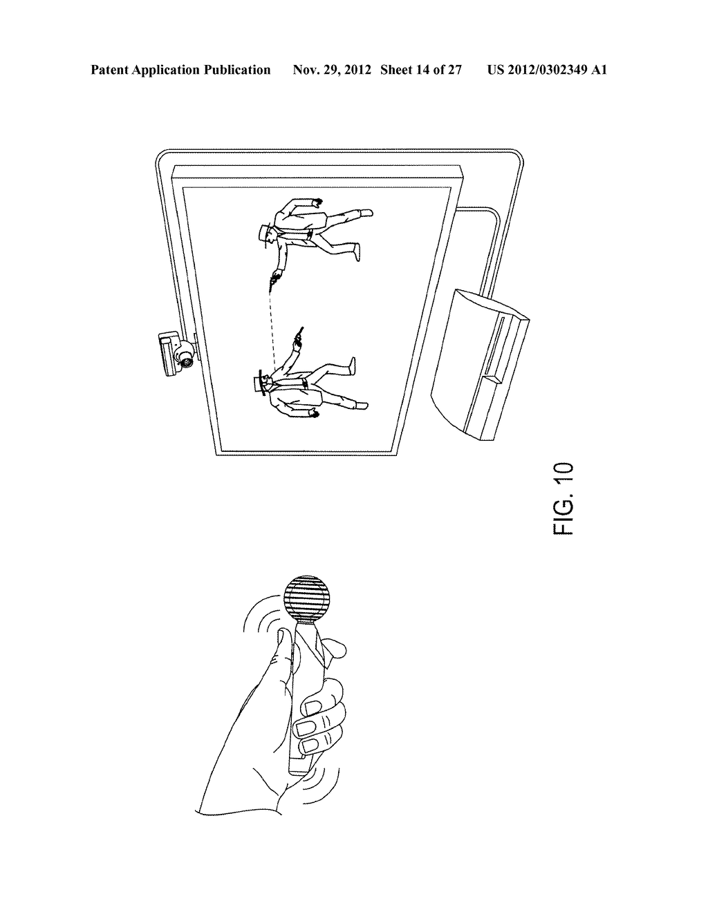 CONTROL DEVICE FOR COMMUNICATING VISUAL INFORMATION - diagram, schematic, and image 15