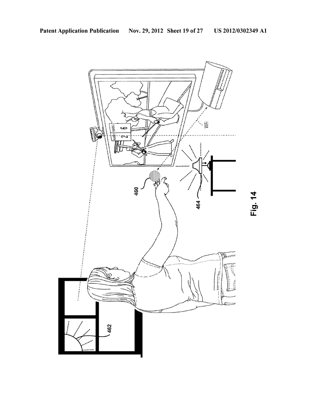 CONTROL DEVICE FOR COMMUNICATING VISUAL INFORMATION - diagram, schematic, and image 20