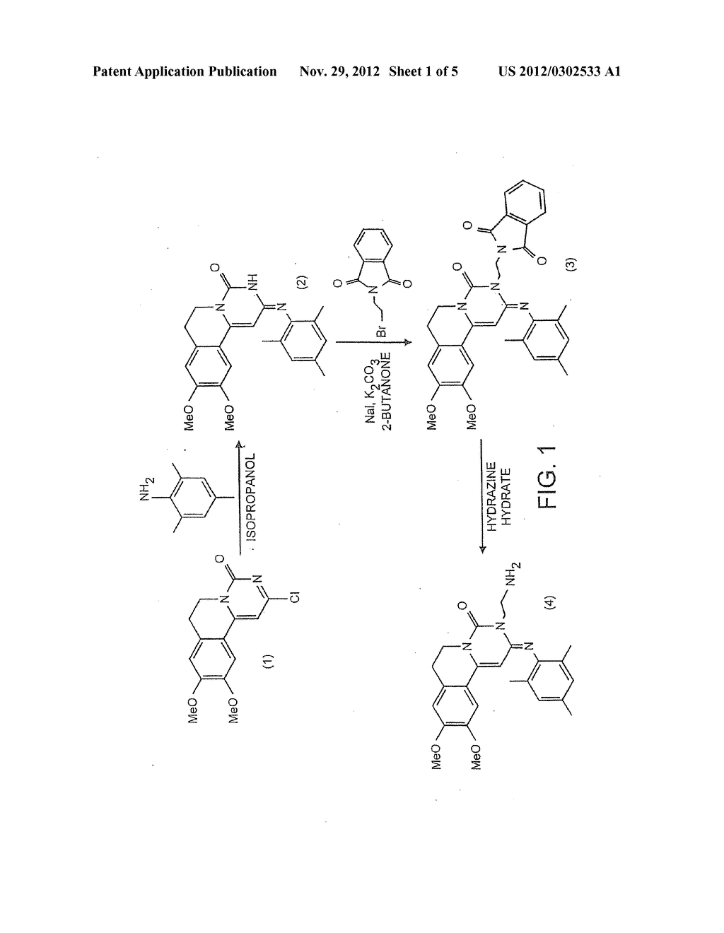 DERIVATIVES OF PYRIMIDO [6,1-A] ISOQUINOLIN-4-ONE - diagram, schematic, and image 02