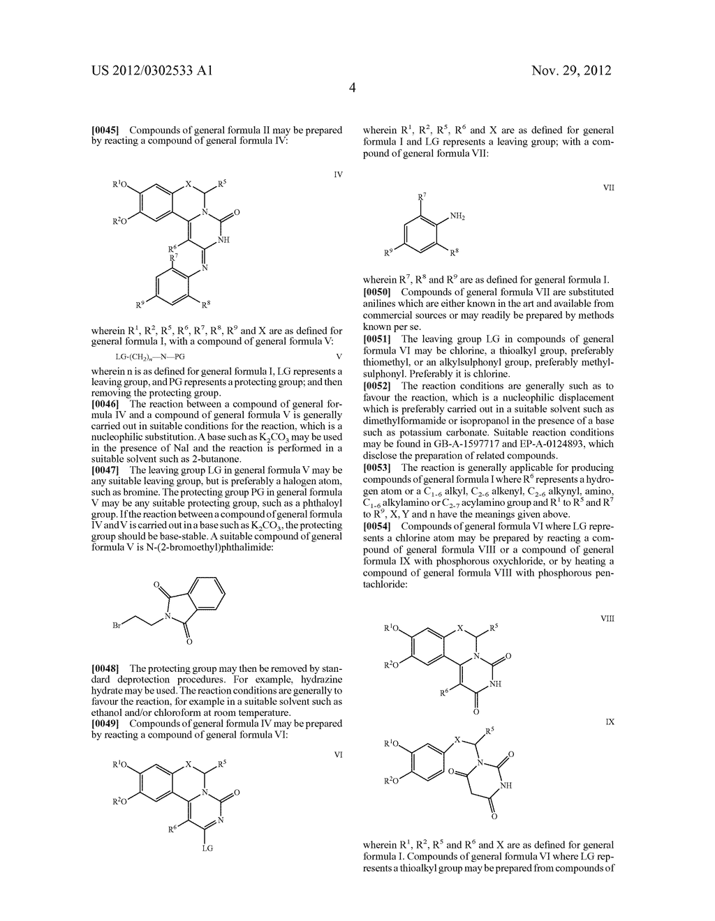 DERIVATIVES OF PYRIMIDO [6,1-A] ISOQUINOLIN-4-ONE - diagram, schematic, and image 10