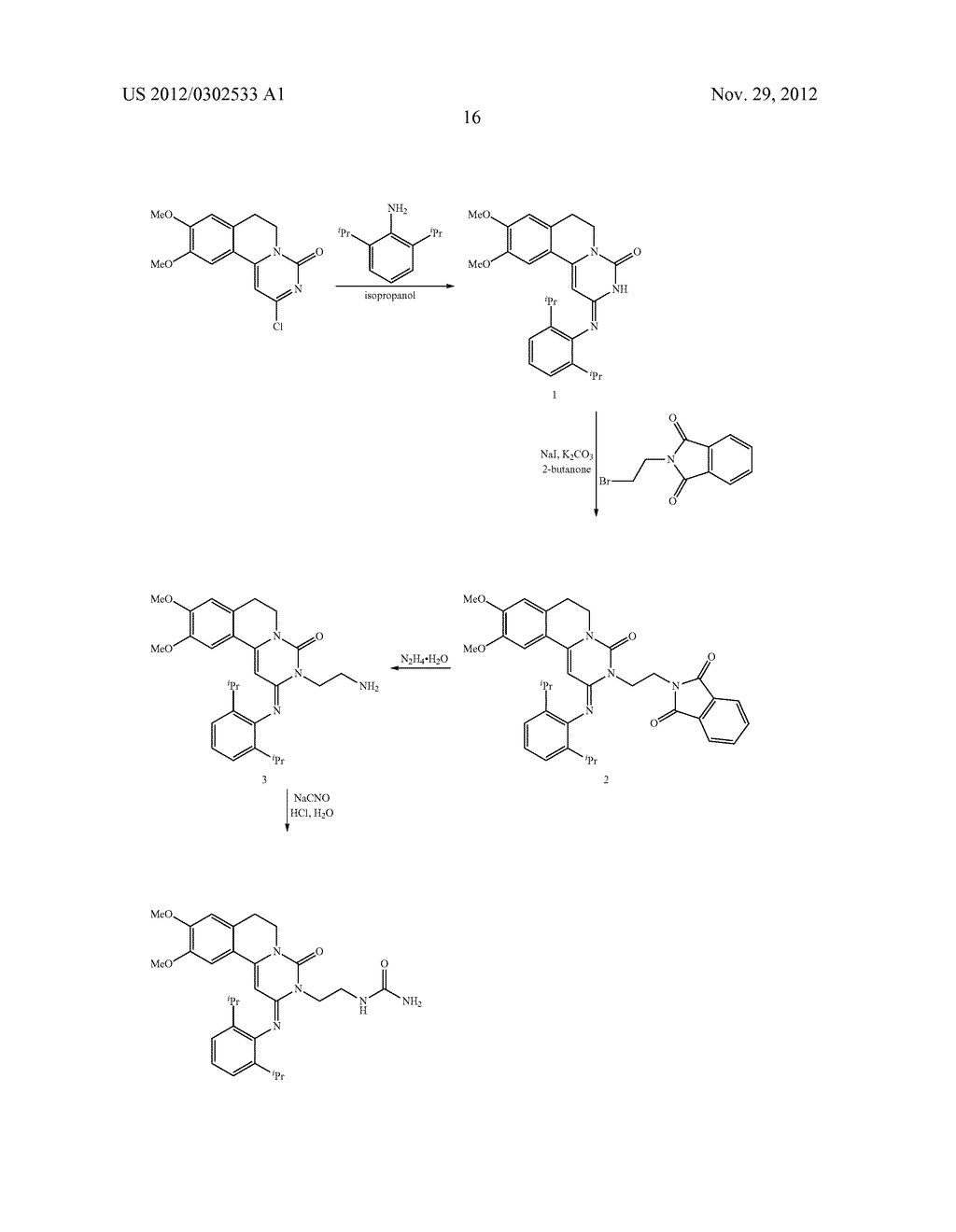 DERIVATIVES OF PYRIMIDO [6,1-A] ISOQUINOLIN-4-ONE - diagram, schematic, and image 22