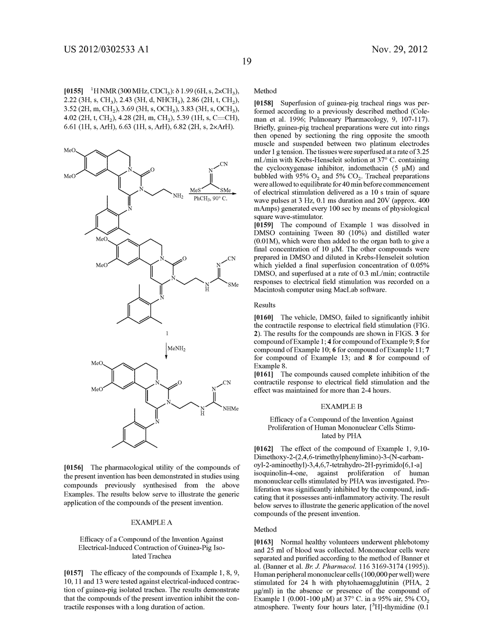 DERIVATIVES OF PYRIMIDO [6,1-A] ISOQUINOLIN-4-ONE - diagram, schematic, and image 25