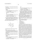 (1,2,4)TRIAZOLO[4,3-A]QUINOXALINE DERIVATIVES AS INHIBITORS OF     PHOSPHODIESTERASES diagram and image