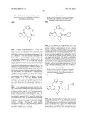 PYRROLOTRIAZINE KINASE INHIBITORS diagram and image
