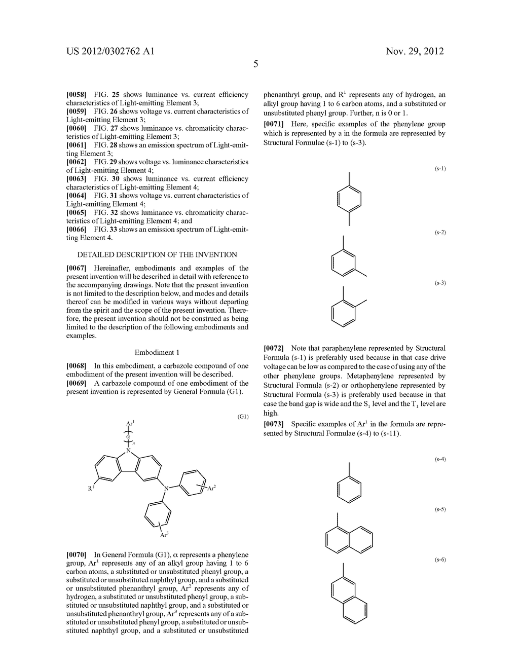 Carbazole Compound, Light-Emitting Element, Light-Emitting Device,     Electronic Device, and Lighting Device - diagram, schematic, and image 31