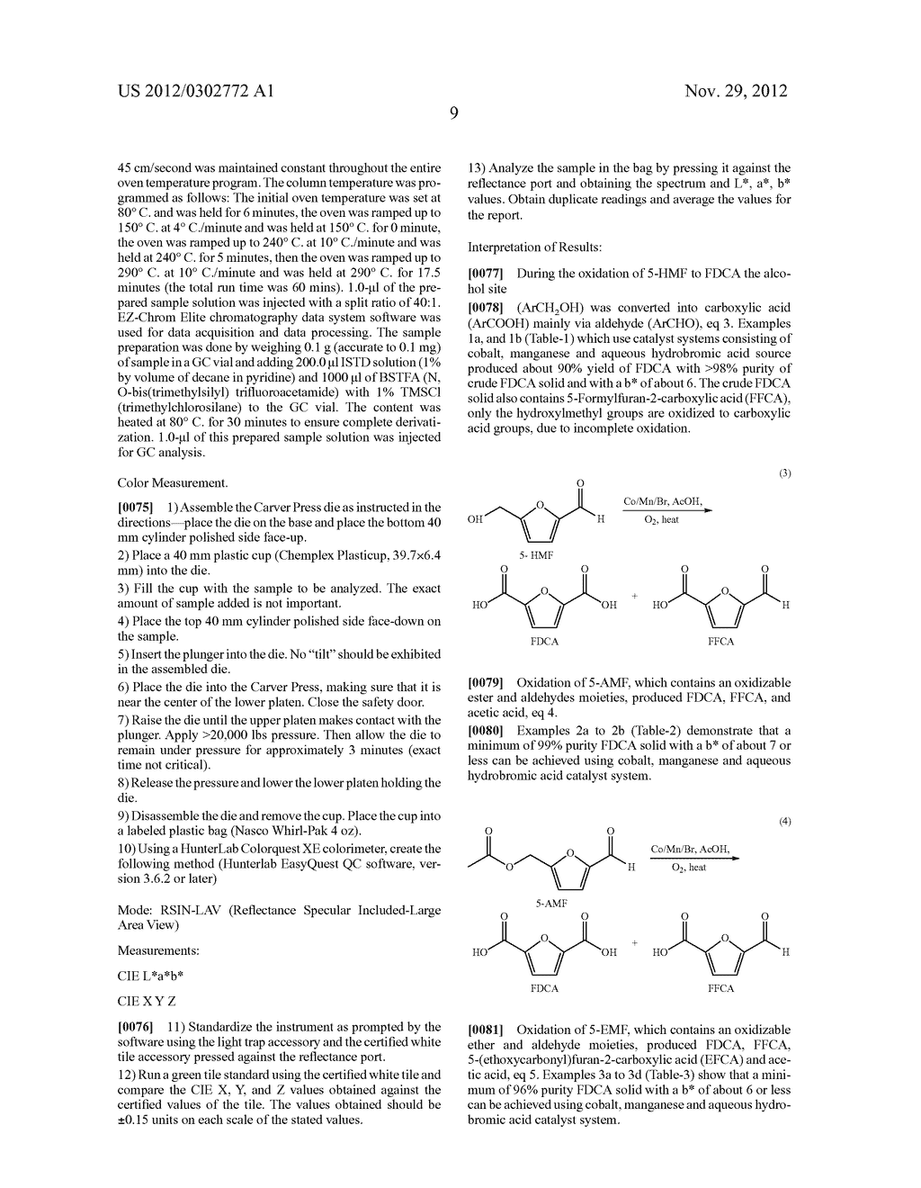 OXIDATION PROCESS TO PRODUCE A CRUDE AND/OR PURIFIED CARBOXYLIC ACID     PRODUCT - diagram, schematic, and image 16