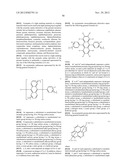 AROMATIC AMINE DERIVATIVE AND ORGANIC ELECTROLUMINESCENT DEVICE USING SAME diagram and image