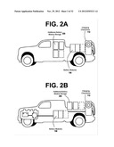 Charging Service Vehicles and Methods with Output Points and Cables diagram and image