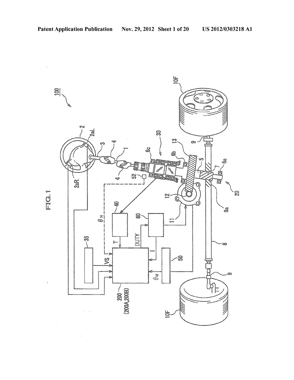 ELECTRIC STEERING DEVICE - diagram, schematic, and image 02