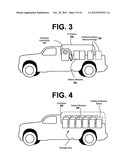 Charging Service Vehicle Network diagram and image