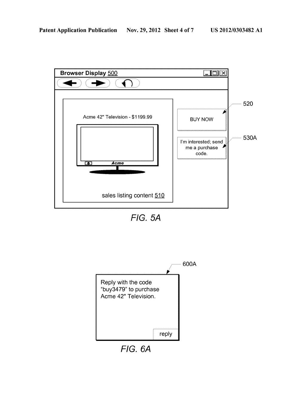 SYSTEM AND METHOD FOR MESSAGE-BASED PURCHASING - diagram, schematic, and image 05