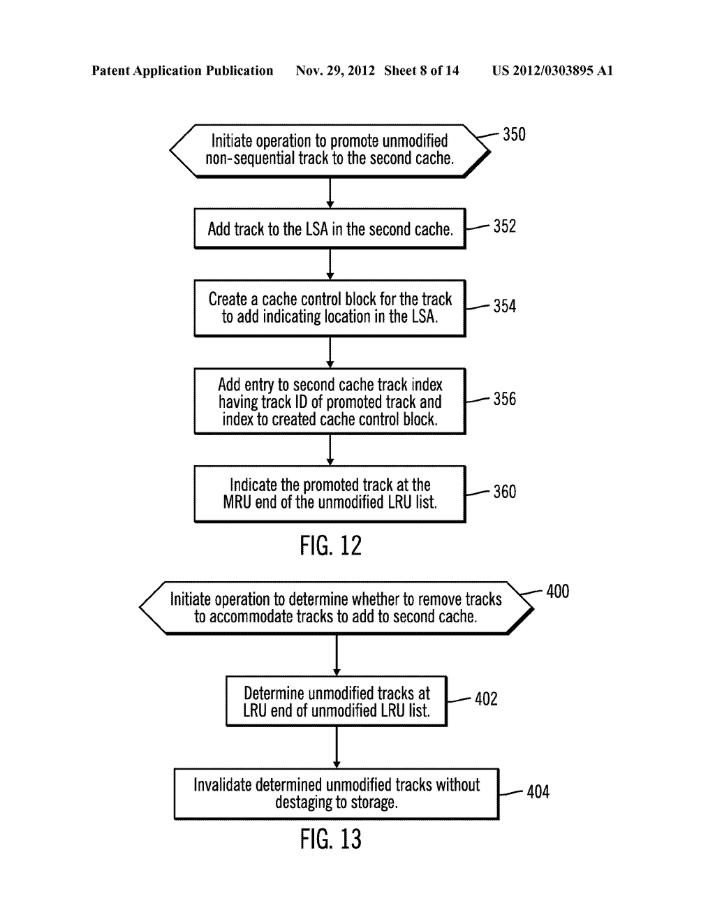 HANDLING HIGH PRIORITY REQUESTS IN A SEQUENTIAL ACCESS STORAGE DEVICE     HAVING A NON-VOLATILE STORAGE CACHE - diagram, schematic, and image 09