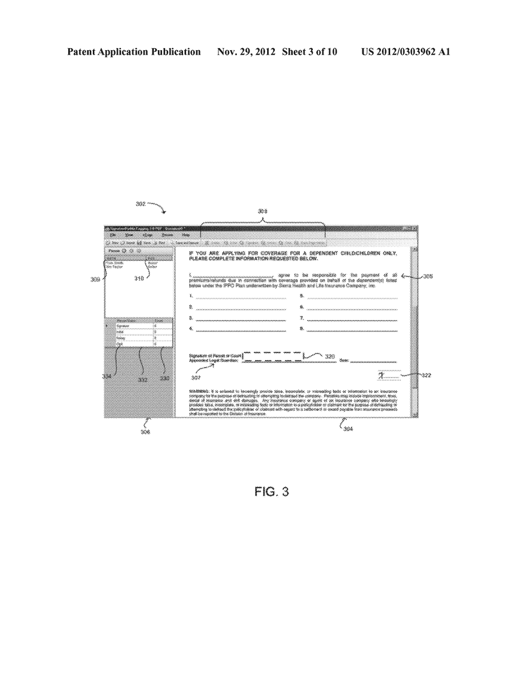 SYSTEM AND METHOD FOR EMBEDDING A WRITTEN SIGNATURE INTO A SECURE     ELECTRONIC DOCUMENT - diagram, schematic, and image 04