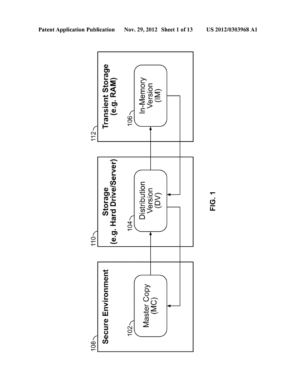METHOD AND SYSTEM FOR BUSINESS WORKFLOW CYCLE OF A COMPOSITE DOCUMENT - diagram, schematic, and image 02