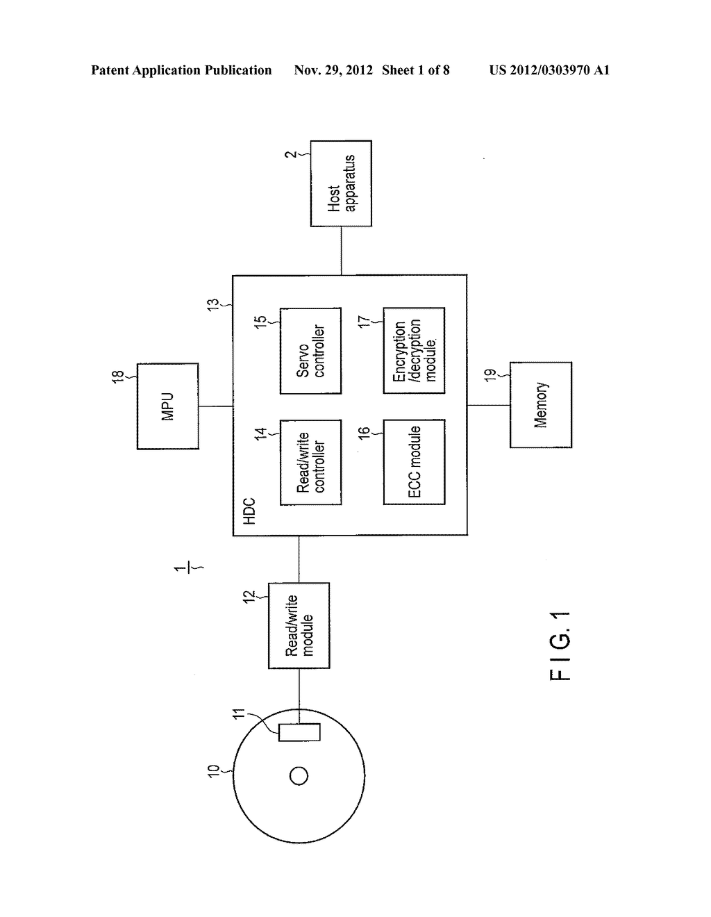 DATA STORAGE APPARATUS, STORAGE CONTROL APPARATUS AND DATA RECOVERY METHOD - diagram, schematic, and image 02