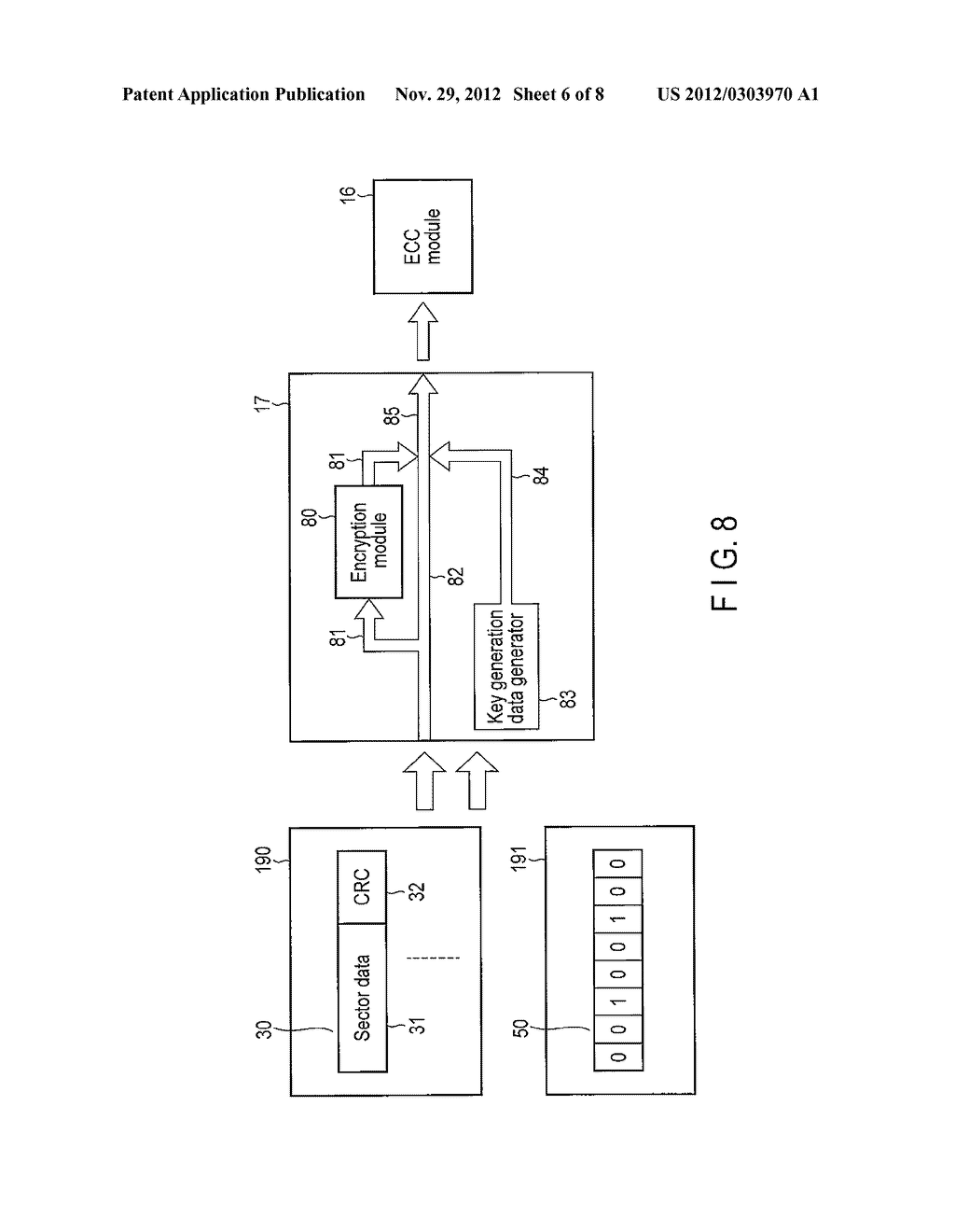 DATA STORAGE APPARATUS, STORAGE CONTROL APPARATUS AND DATA RECOVERY METHOD - diagram, schematic, and image 07