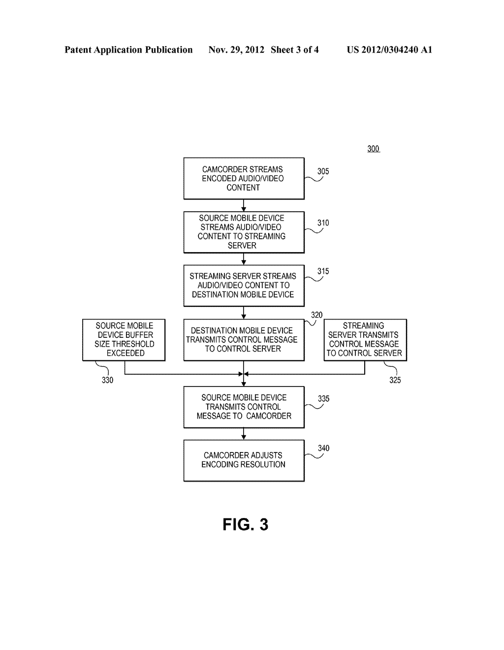 METHOD AND APPARATUS FOR SELECTING AUDIOVISUAL CONTENT FOR STREAMING - diagram, schematic, and image 04
