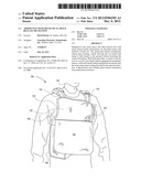 ARMOR VEST WITH MECHANICAL QUICK RELEASE MECHANISM diagram and image