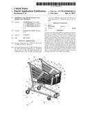 Shopping Cart, Frame, Basket and Production Methods diagram and image