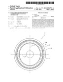 WAVE GEAR DEVICE PROVIDED WITH TAPERED FLEXIBLE EXTERNALLY TOOTHED GEAR diagram and image