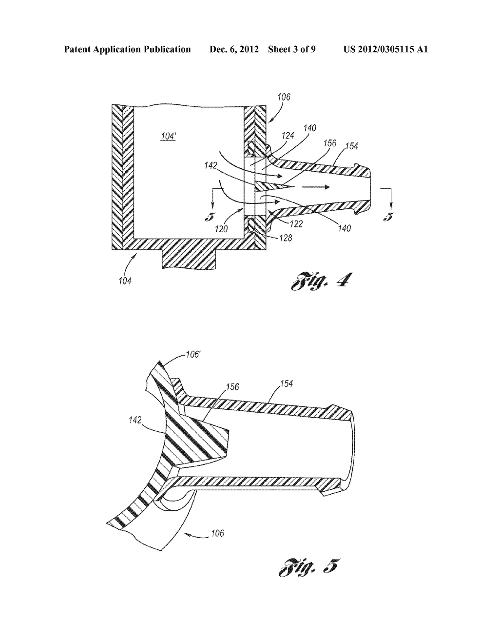 Fluid Valve Port Optimized for Robustness with Standard O-Ring Seal - diagram, schematic, and image 04