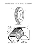 Tire with Improved Bead diagram and image